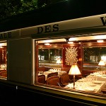 """""""summer living series – fabulous escapes – The Orient Express"""
