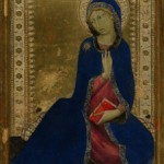 Simone Martini's modern Virgin Annunciate