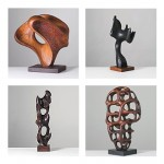 workin' it: the sculptures of mario dal fabbro