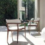 chairs with a midcentury Scandi-Italo look