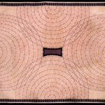 Running circles around Ruhlmann's design: the art deco's master's carpet