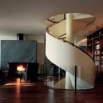 500 years of sensational residential staircases