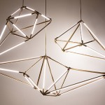 pendants for the 21st century: artisanal lighting by Bec Brittain