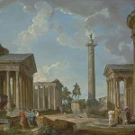 day 2 of 5: travelling to Europe in the 18th Century (Rome – Fine Art)