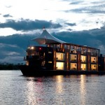 luxury river cruising on the Amazon and Mekong