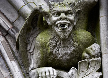 are gargoyles the next art collecting trend