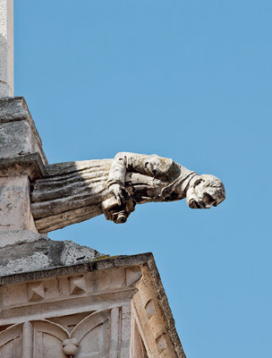 gargoyles-photographer-Palencia-Cathedral-Spain-main-themodernsybarite