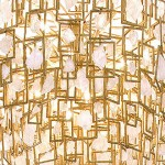 making a shimmering statement with decorative lighting