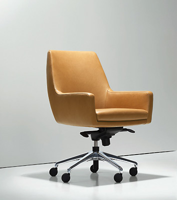 deluxe home office swivel chair