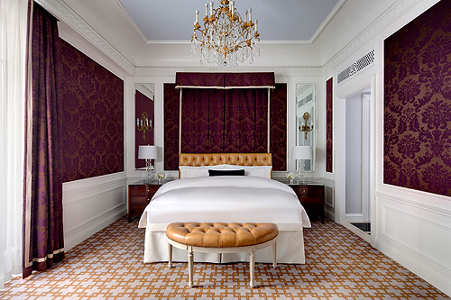 Suite St Regis Hotel New York