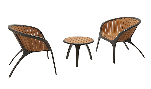 Charmant Gloster Teak Chairs
