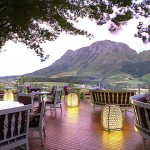 hotel inspired decor: delaire graff, south africa
