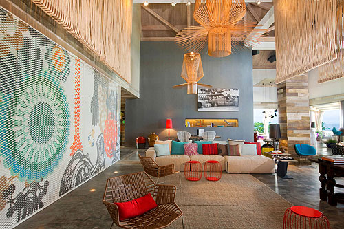 Hotel inspired decor the vieques w in puerto rico for Decor hotel istanbul