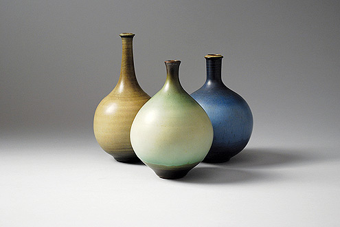 mid century ceramics and vases by Harrison McIntosh