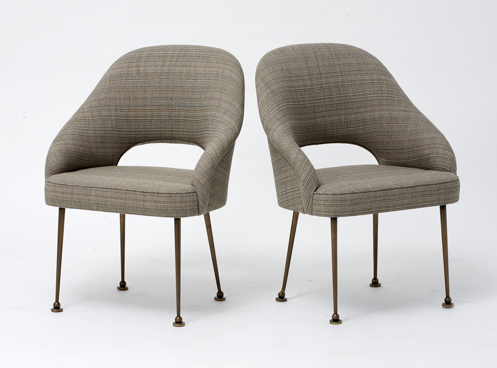 Leleu Furniture Chairs Maison Gerard
