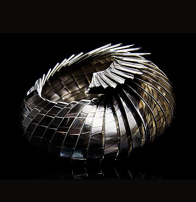 contemporary british silversmiths KarinaGill