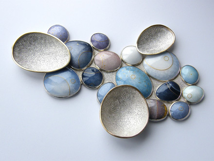 contemporary british silversmiths RuthBall