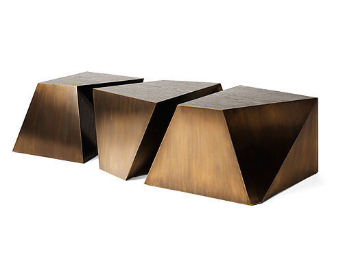contemporary cocktail tables - Jean de Merry table