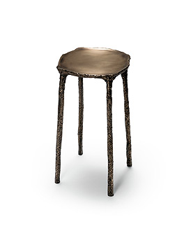 Artistic-Furniture-Bronze-side-Table