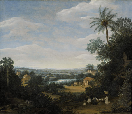 dutch-old-master-paintings-Post-Brazil-landscape