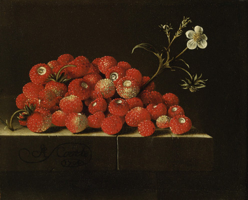dutch-old-master-paintings-deCoorte-berries
