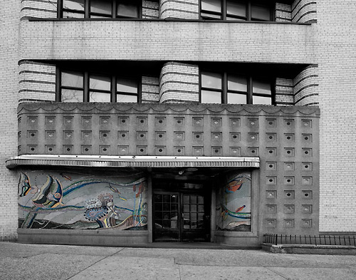 new york architecture photos fish building bronx