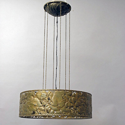 vintage viennese-design-prutscher-pendant-light