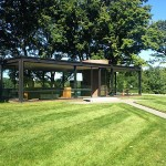 philip johnson's glass house (museum)