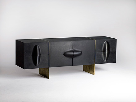 Credenza Contemporary : Modern credenzas that steal my eye themodernsybarite