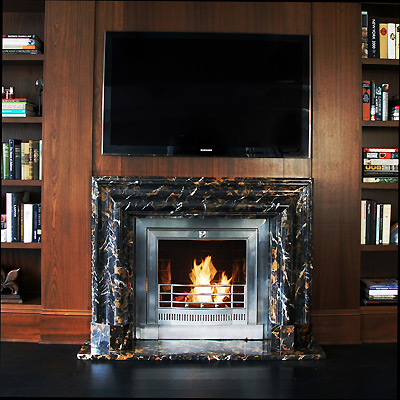 Ventless Fireplaces -HearthCabinet-2