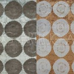 rugs with a classic twist but VERY contemporary look