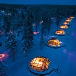 Finland: a small hotel with miniscule rooms in the Arctic Circle (1/5)