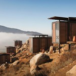 México: perched on the hills overlooking a wine valley is a small hotel with pocket-sized rooms (4/5)