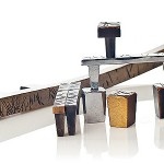 drawer pulls and knobs – chic cabinet hardware from du verre