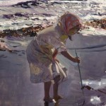 engaging with sorolla at sotheby's new york