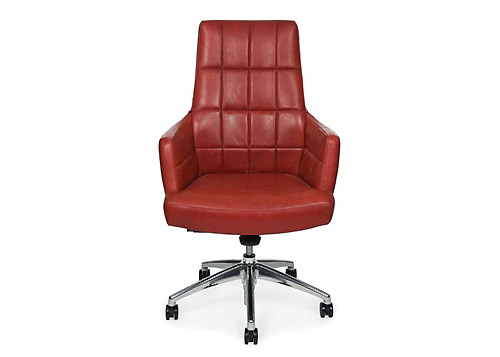 swivel office deluxe chair