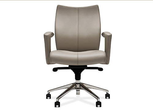 deluxe swivel office chair