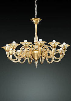 Villaverde-Murano-Glass-Chandeliers