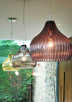 Villaverde-Murano-Glass-Pendants