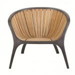 teak chair by Gloster