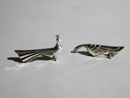 Christofle-knife-rests-birds
