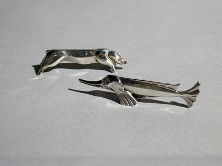 Christofle-knife-rests-fish