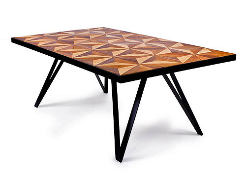 viennese design modern table