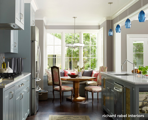Richard Rabel Dallas home Renovation Kitchen