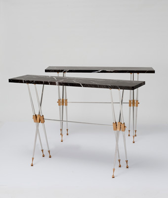 leleu furniture console tables maison gerard