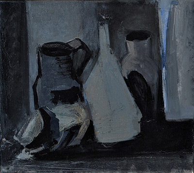 abstract-art-susannah-phillips-bottle still life