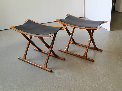 scandinavian-modern-furniture-ole-wanscher-folding-stools