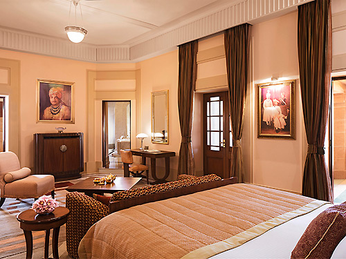 art deco interiors bedroom-Umaid-Bhawan-Palace